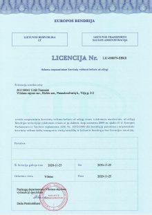 EU License