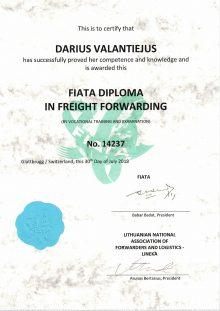 CEO FIATA Diploma